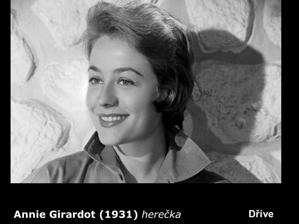 Annie Girardot (1931) herečka