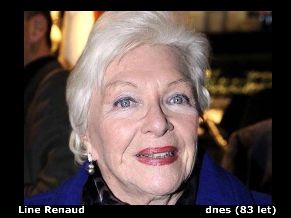 Line Renaud dnes (83 let)