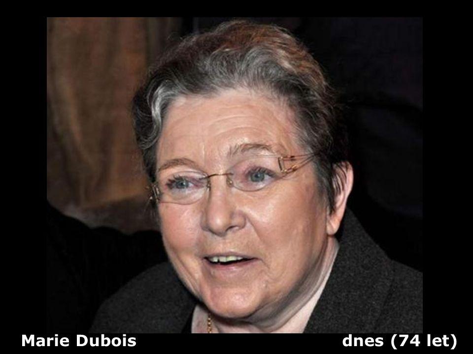 Marie Dubois dnes (74 let)