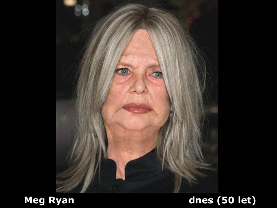 Meg Ryan dnes (50 let)