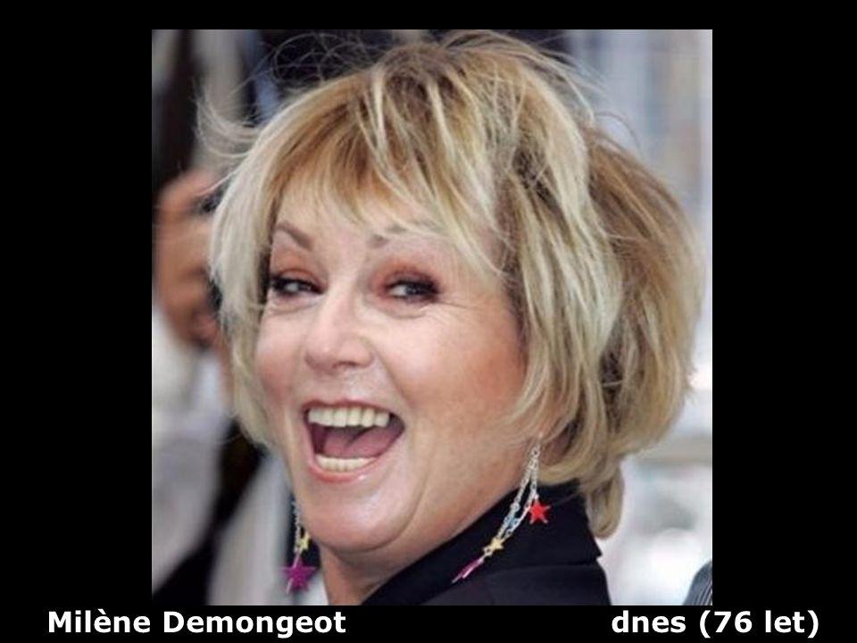 Milène Demongeot dnes (76 let)