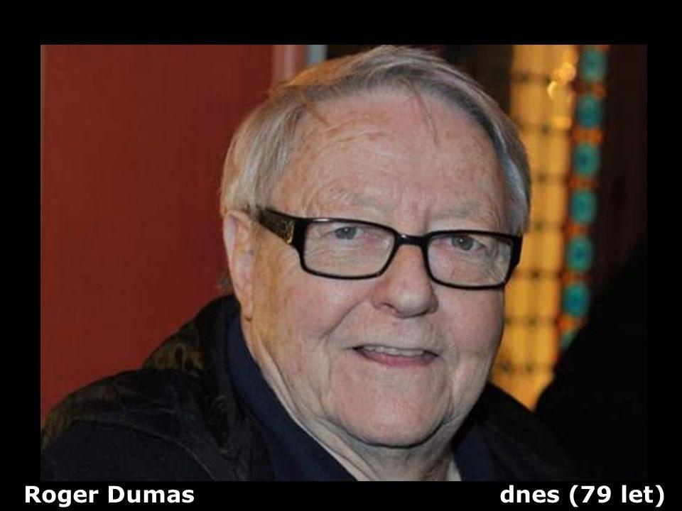 Roger Dumas dnes (79 let)