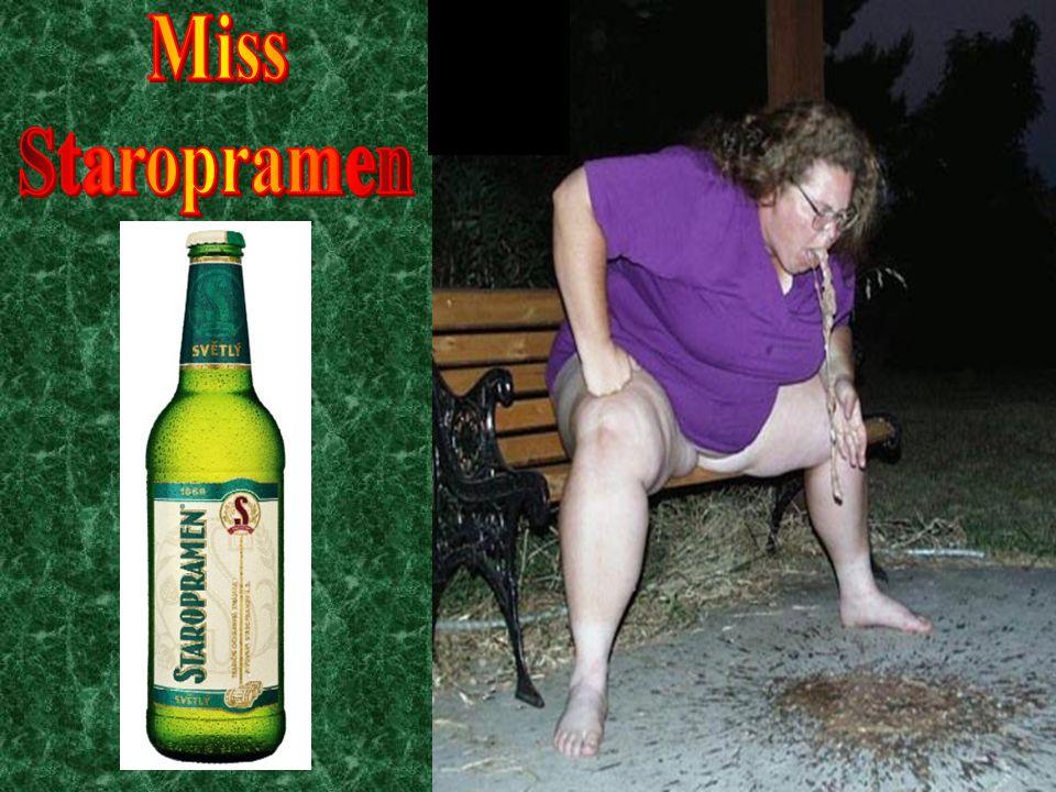 Miss Staropramen