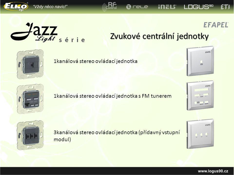 Zvukové centrální jednotky