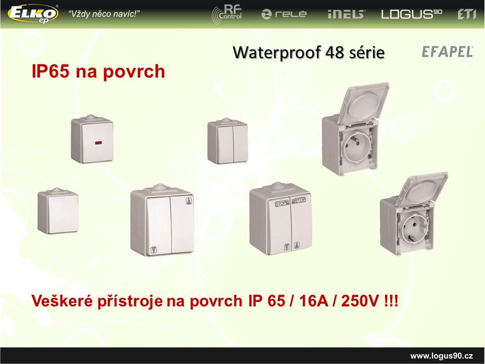 Waterproof 48 série IP65 na povrch