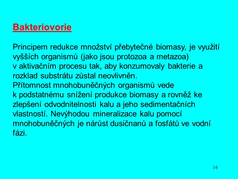 Bakteriovorie