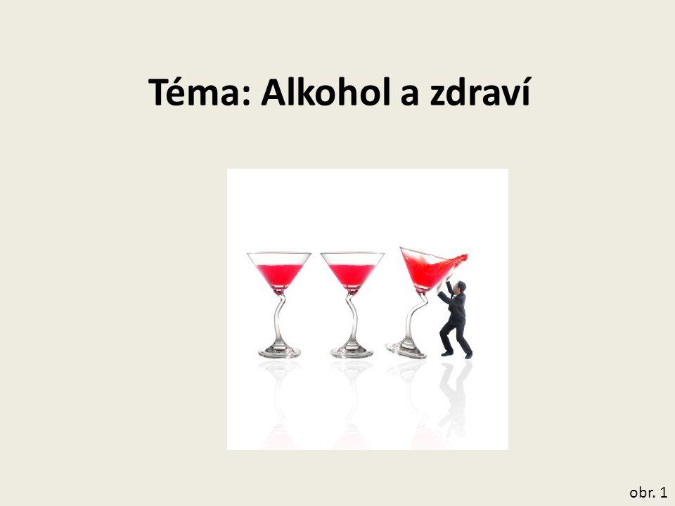 Téma: Alkohol a zdraví obr. 1