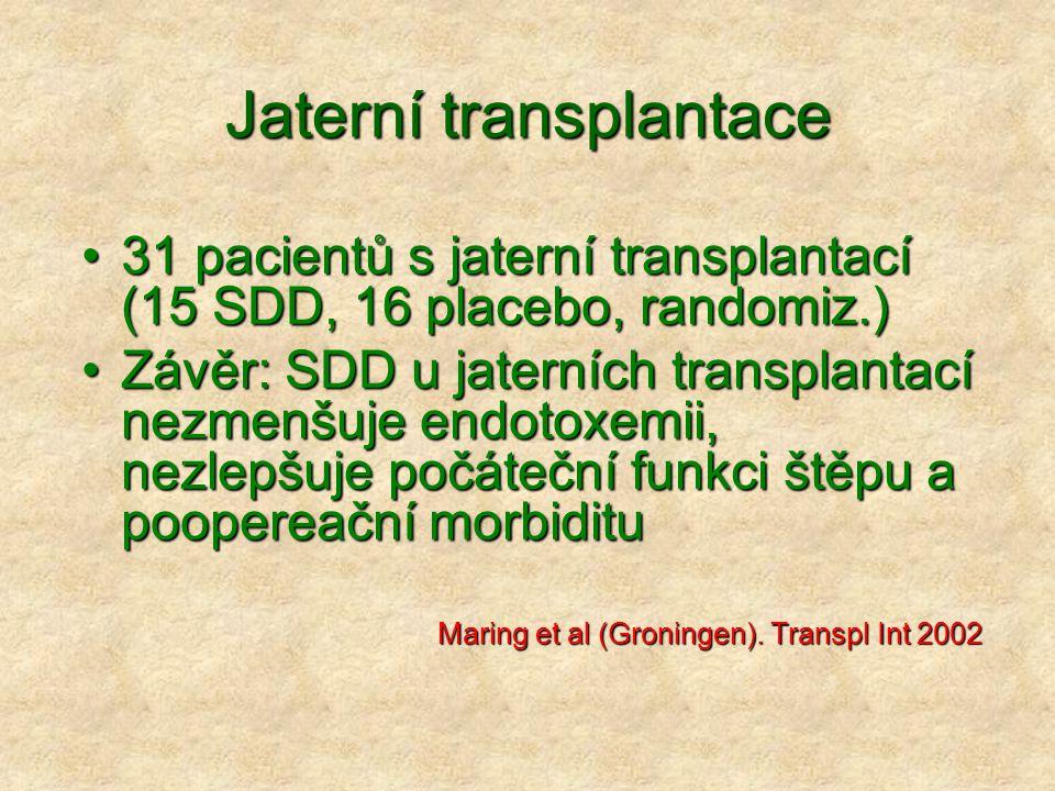 Jaterní transplantace