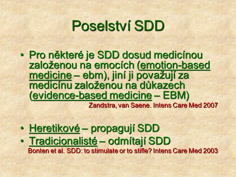 Poselství SDD