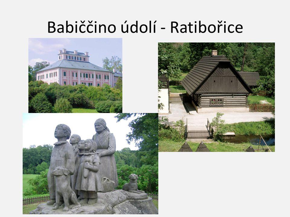 Babiččino údolí - Ratibořice