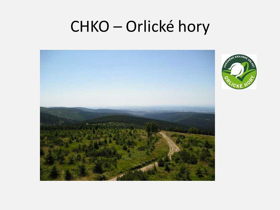 CHKO – Orlické hory