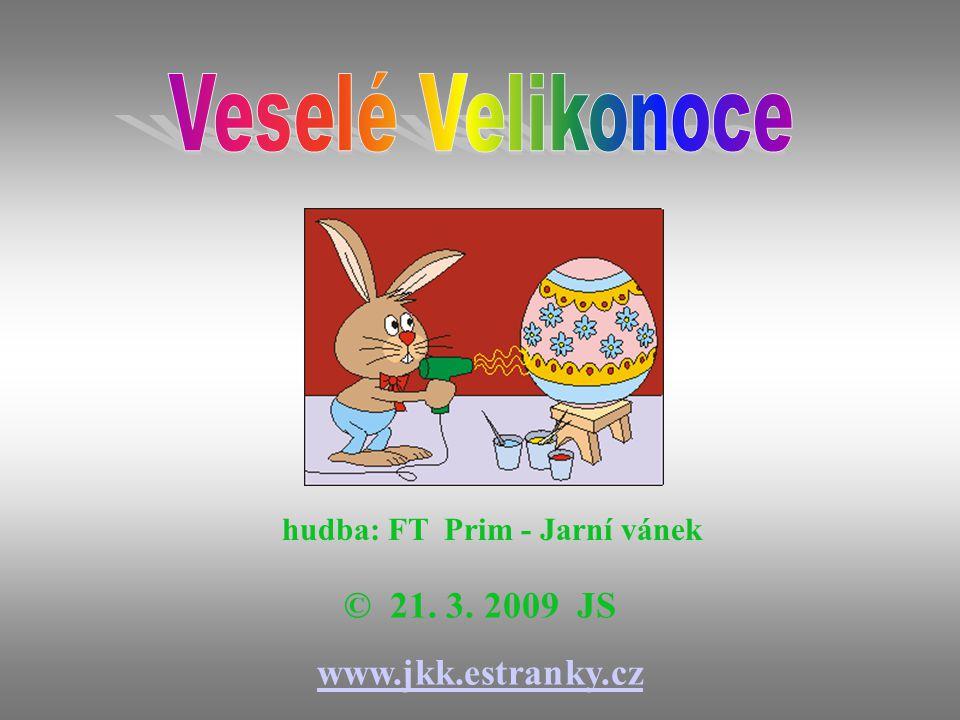 hudba: FT Prim - Jarní vánek