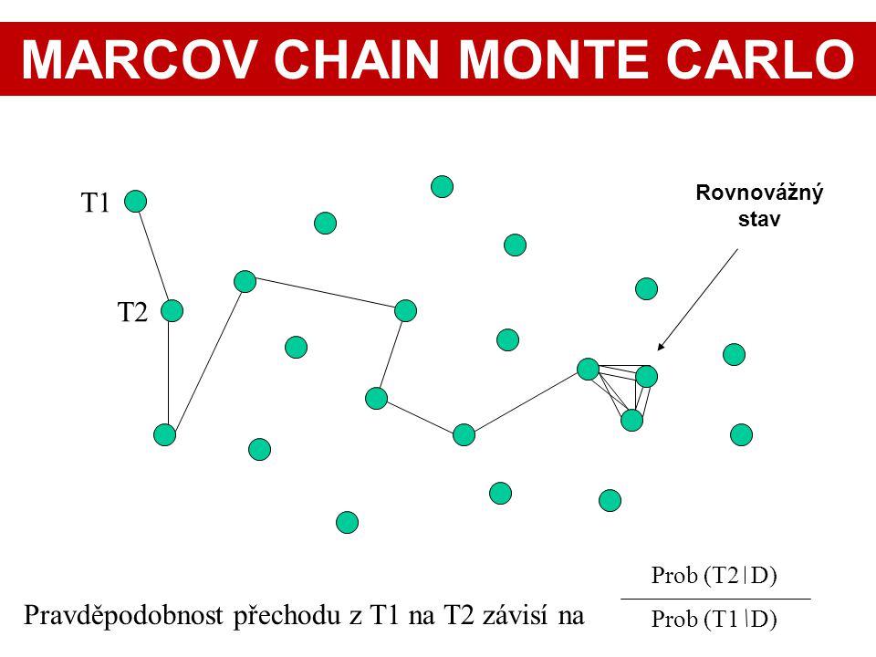 MARCOV CHAIN MONTE CARLO