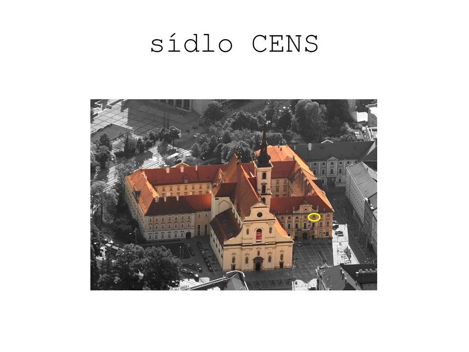 sídlo CENS