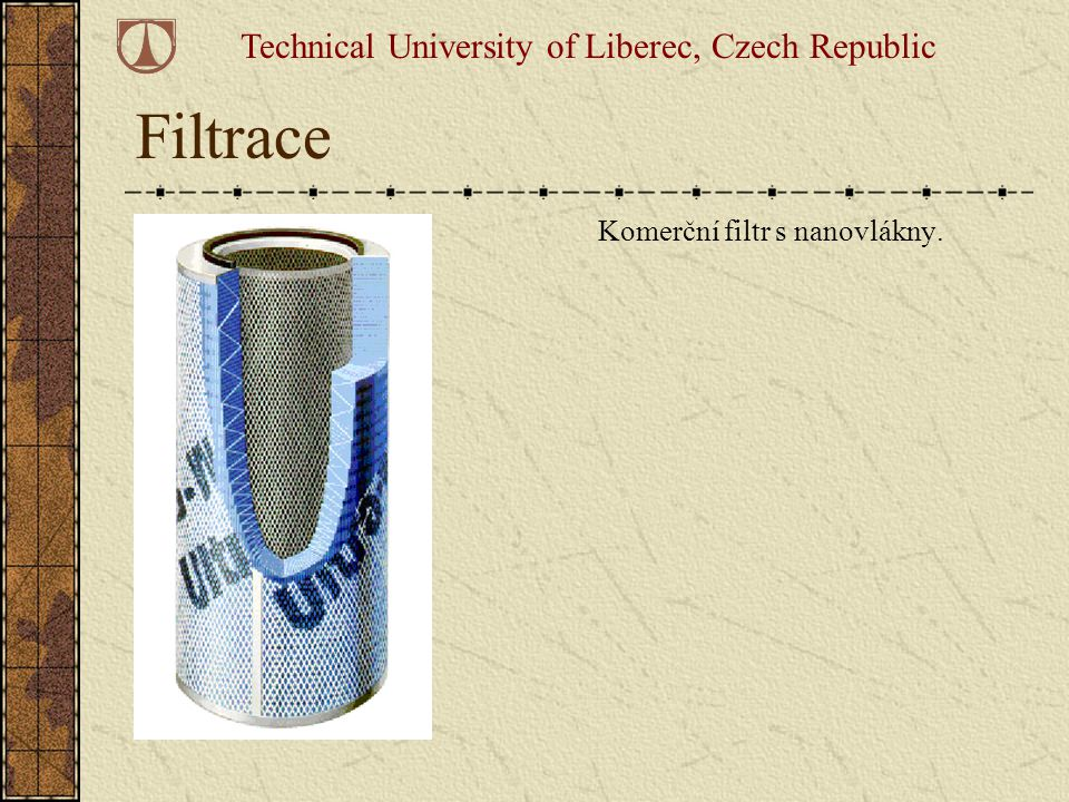 Technical University of Liberec, Czech Republic