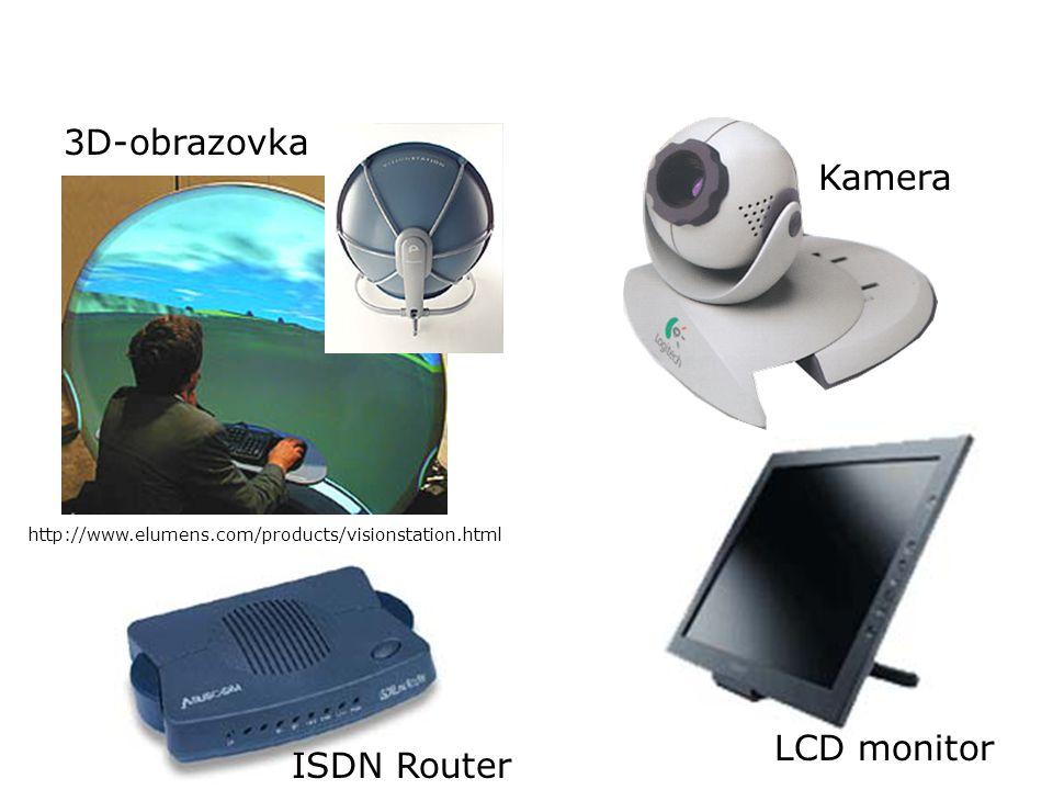 Různá periferní zařízení
