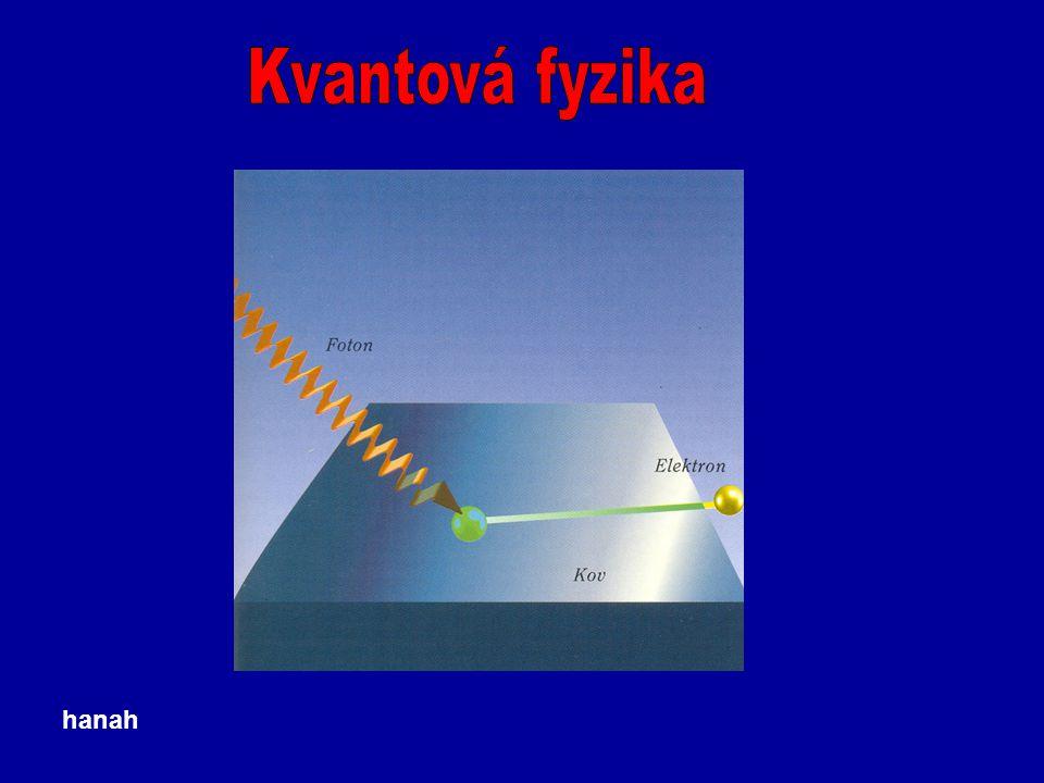 Kvantová fyzika hanah