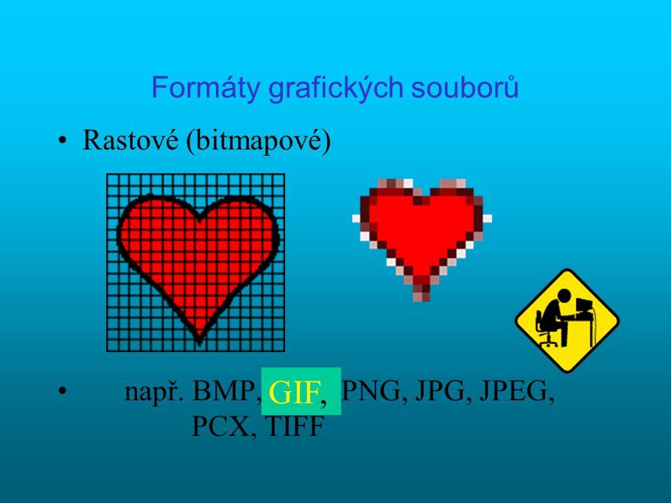 Formáty grafických souborů