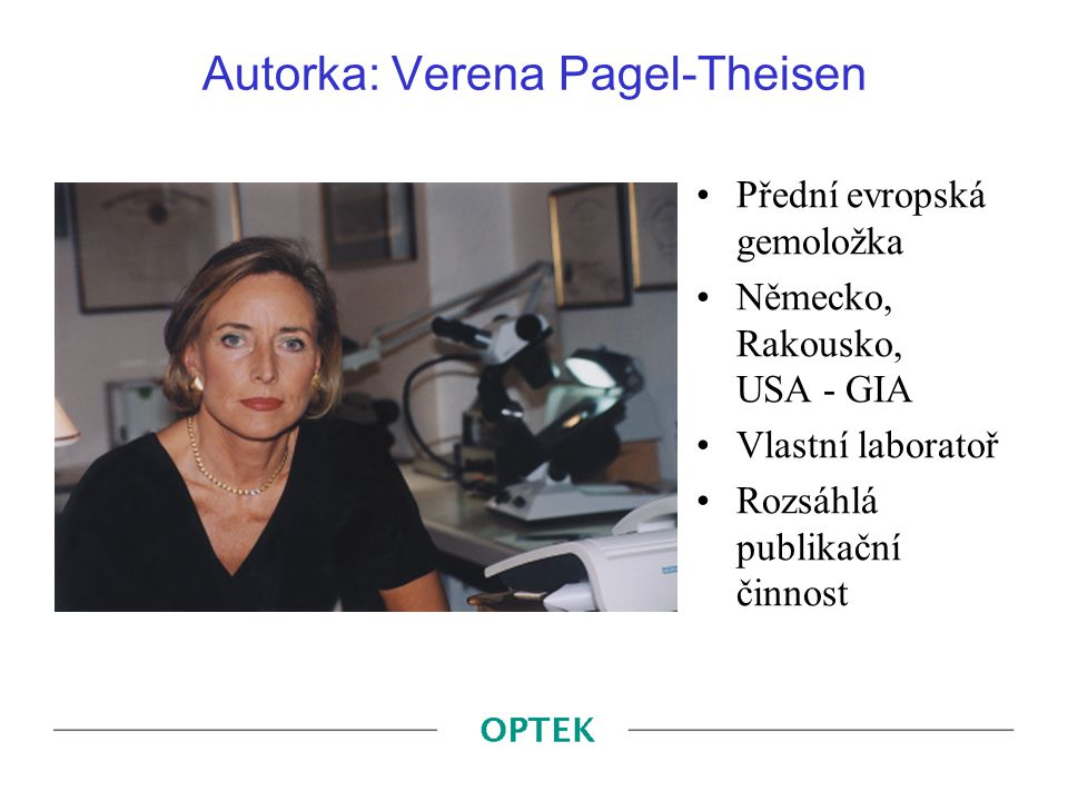 Autorka: Verena Pagel-Theisen