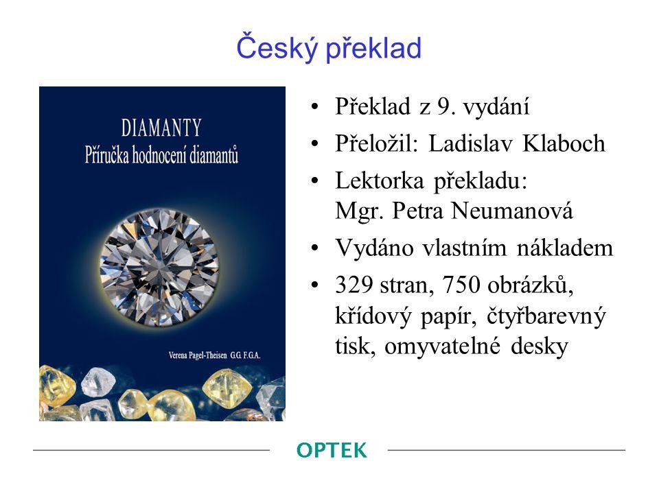 Český překlad Překlad z 9. vydání Přeložil: Ladislav Klaboch