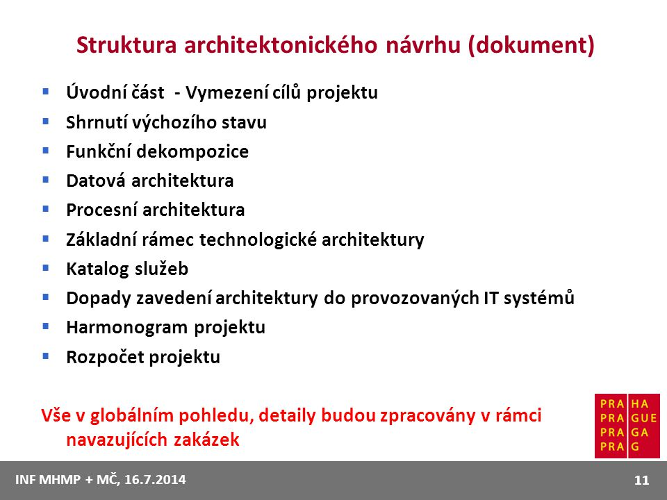 Struktura architektonického návrhu (dokument)