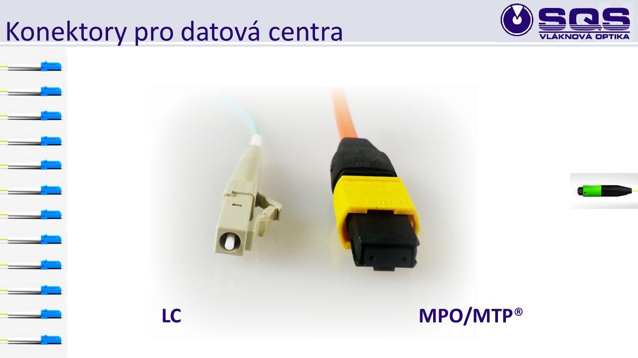 Konektory pro datová centra