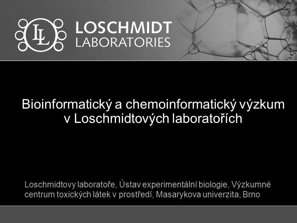 Bioinformatický a chemoinformatický výzkum v Loschmidtových laboratořích