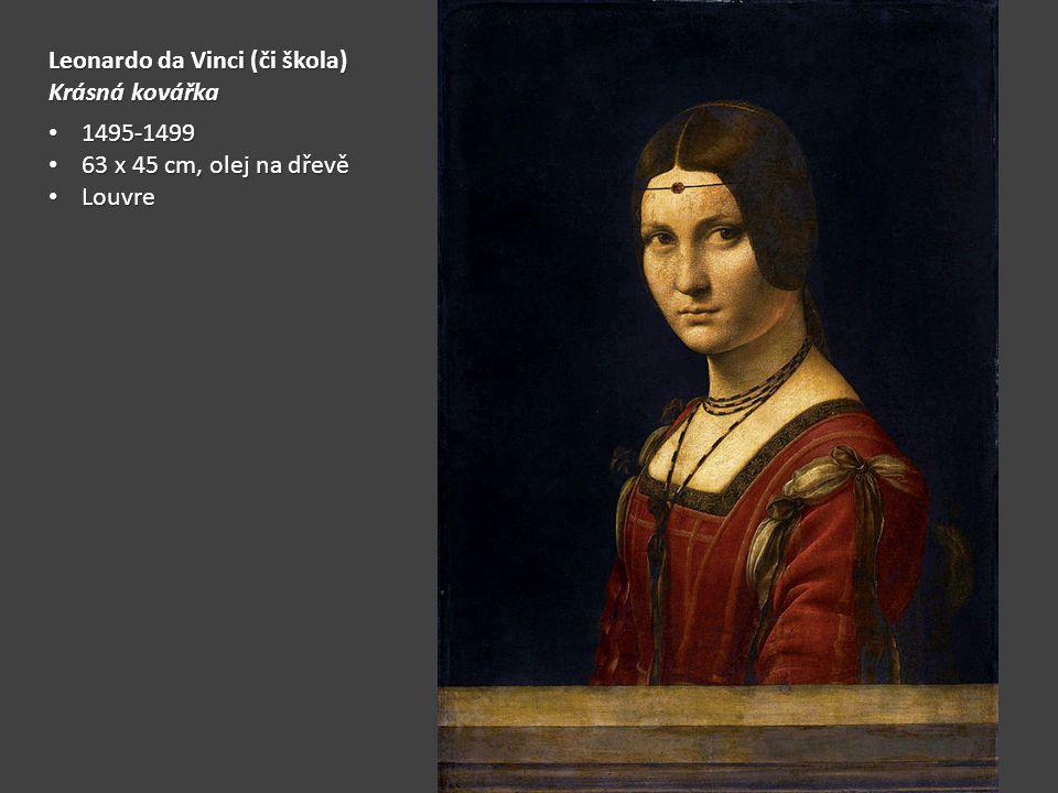 Leonardo da Vinci (či škola)