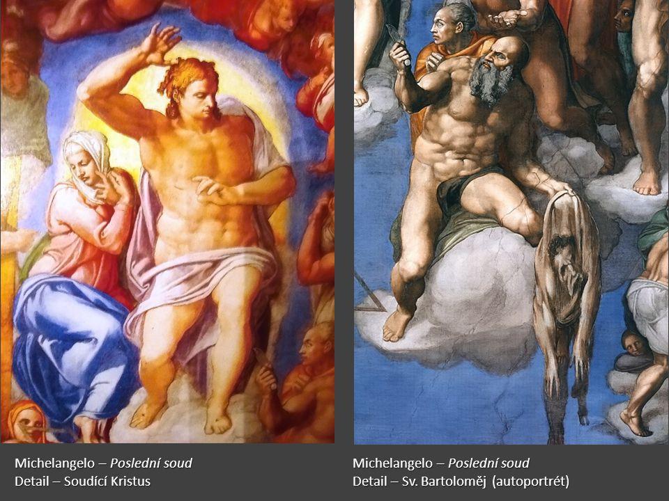 Michelangelo – Poslední soud Michelangelo – Poslední soud