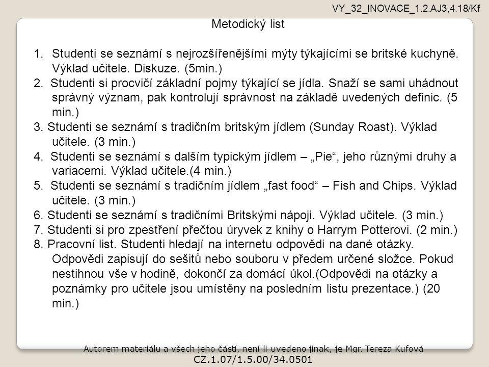 VY_32_INOVACE_1.2.AJ3,4.18/Kf Metodický list.