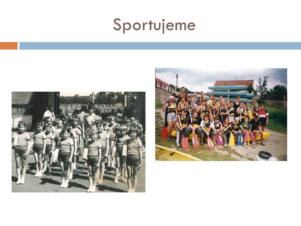 Sportujeme