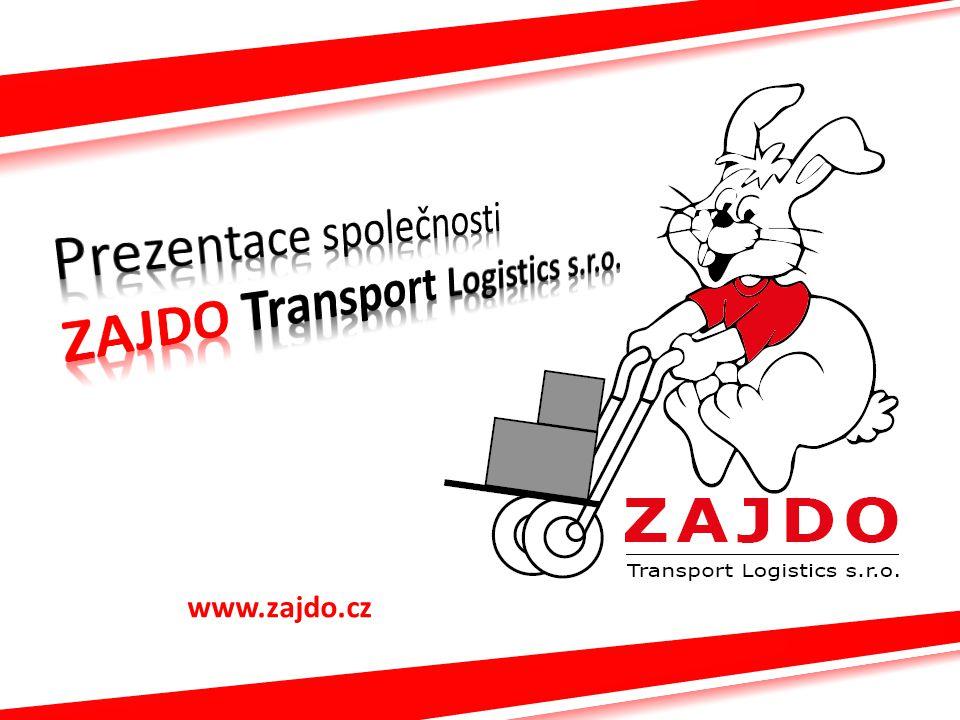 Prezentace společnosti ZAJDO Transport Logistics s.r.o.
