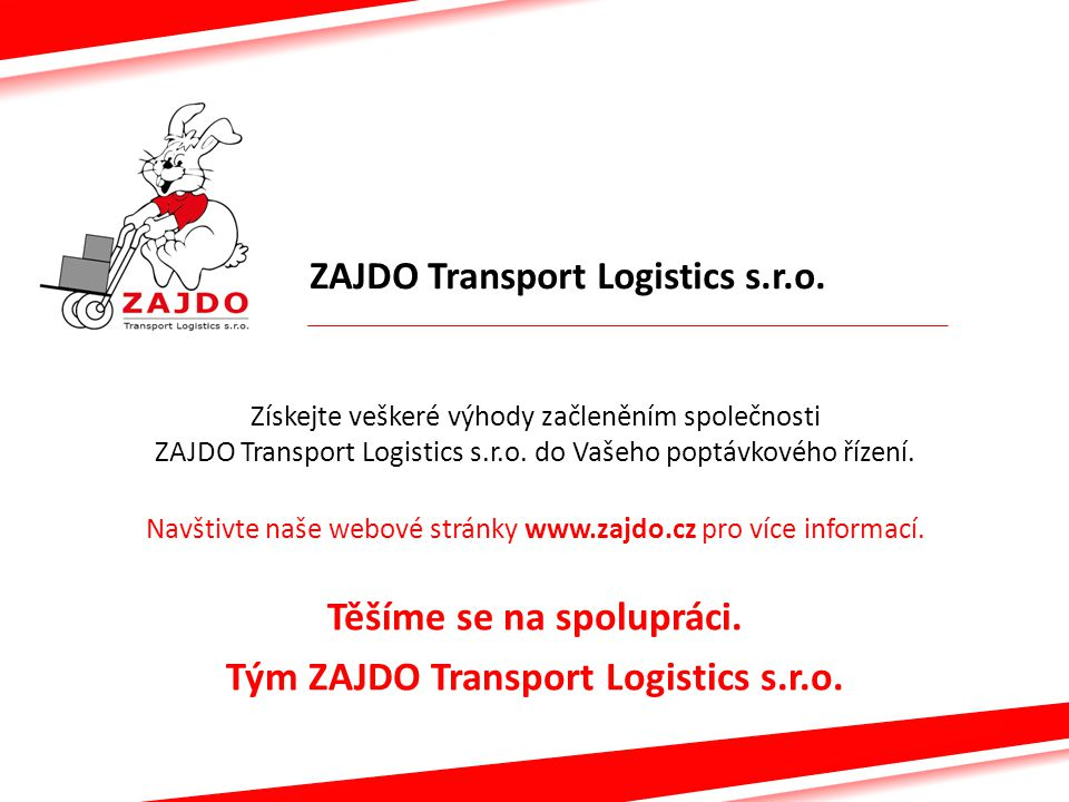 ZAJDO Transport Logistics s.r.o.