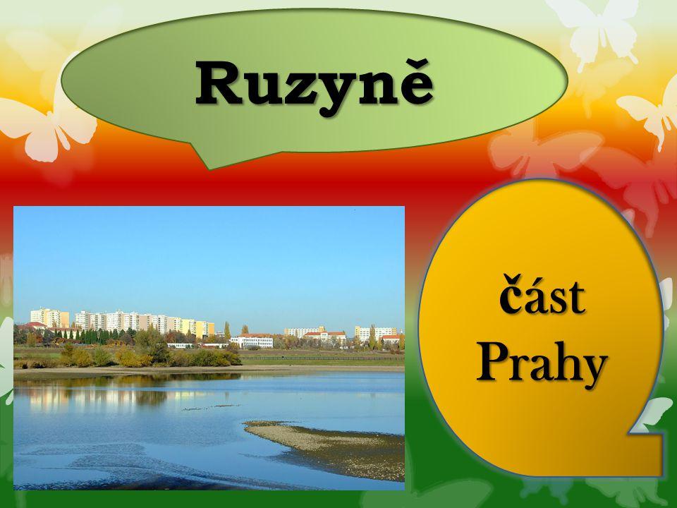 Ruzyně část Prahy