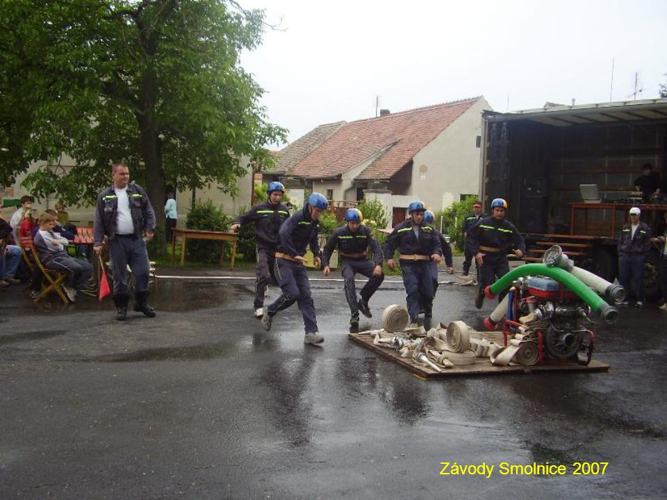 Závody Smolnice 2007