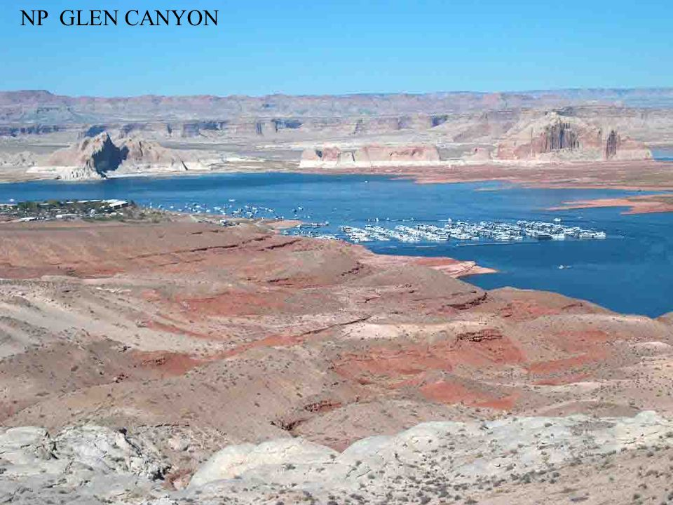 NP GLEN CANYON