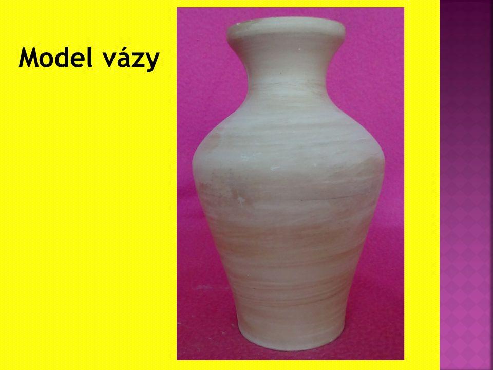 Model vázy
