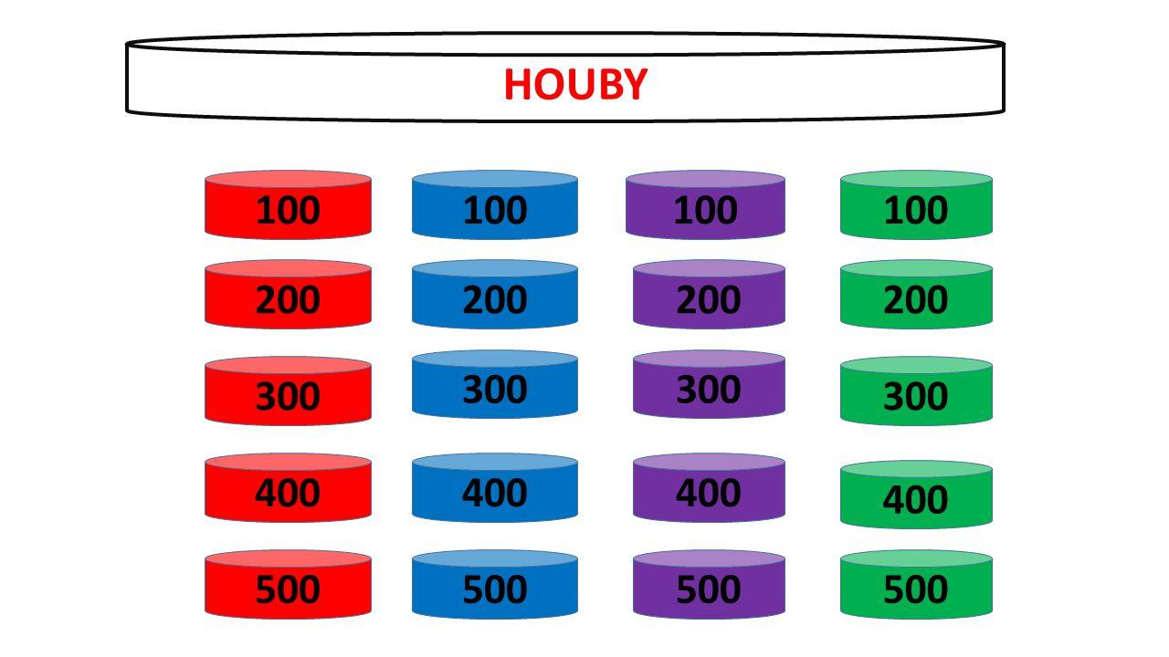 HOUBY 100 100 100 100 200 200 200 200 300 300 300 300 400 400 400 400 500 500 500 500