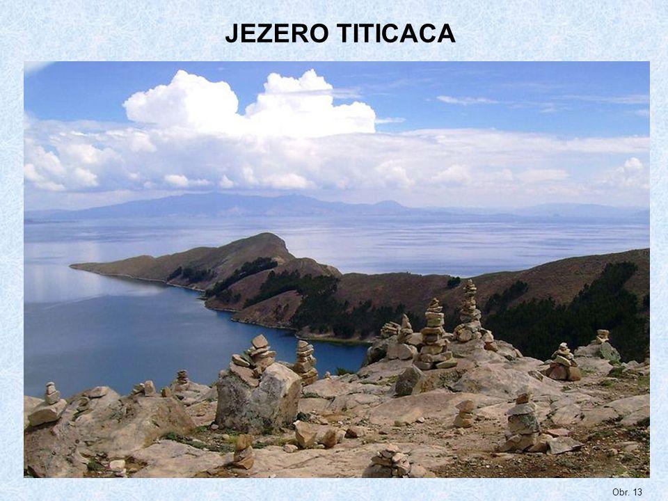 JEZERO TITICACA Obr. 13