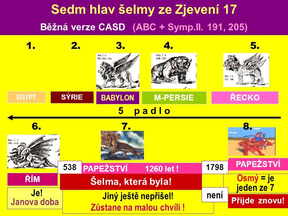 Sedm hlav šelmy ze Zjevení 17