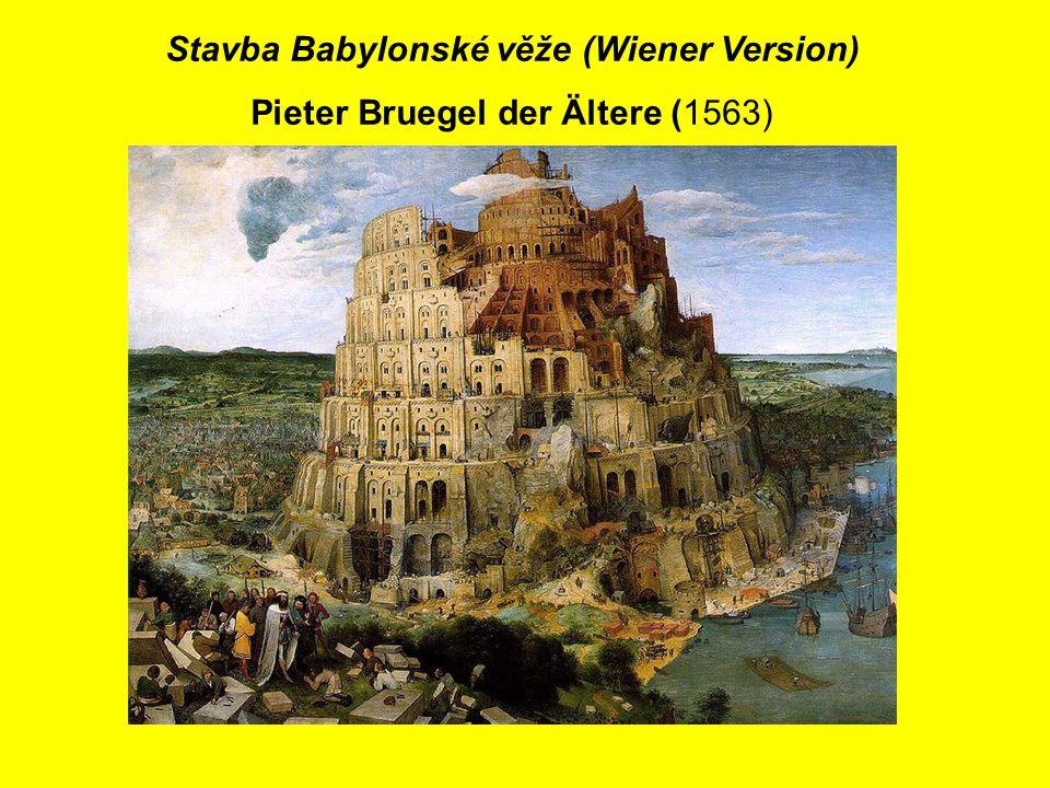 Stavba Babylonské věže (Wiener Version)