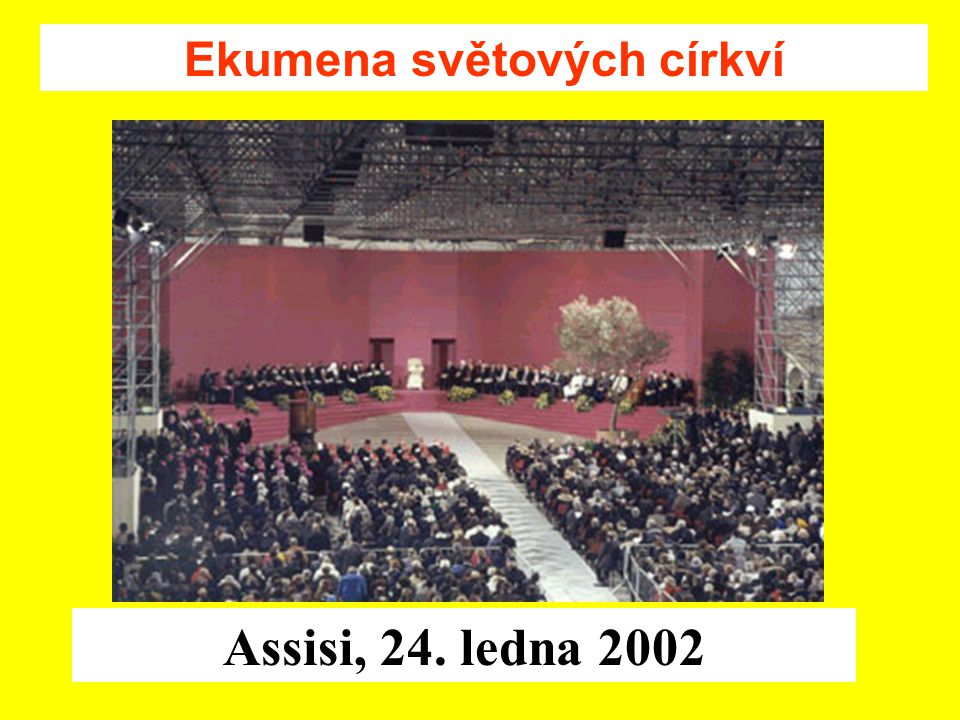 Ekumena světových církví