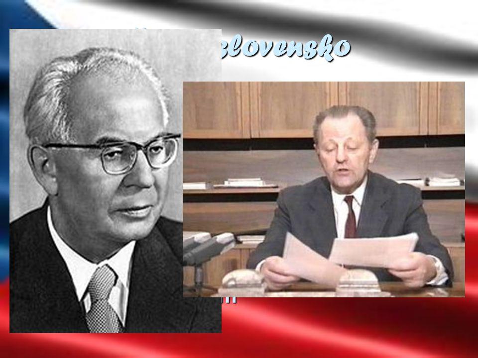 Československo 1948 komunisté uchvacují moc za pomoci státního převratu. Společnost je zastrašována stalinovskými praktikami.