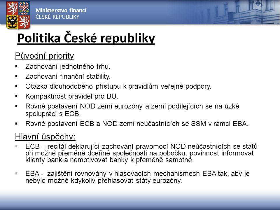 Politika České republiky