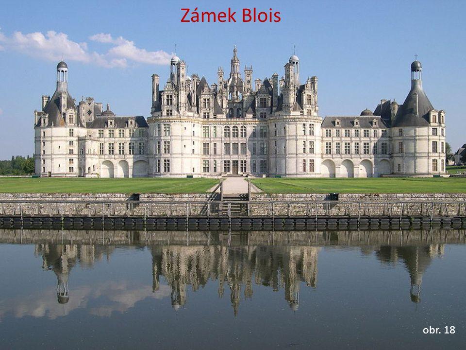 Zámek Blois obr. 18