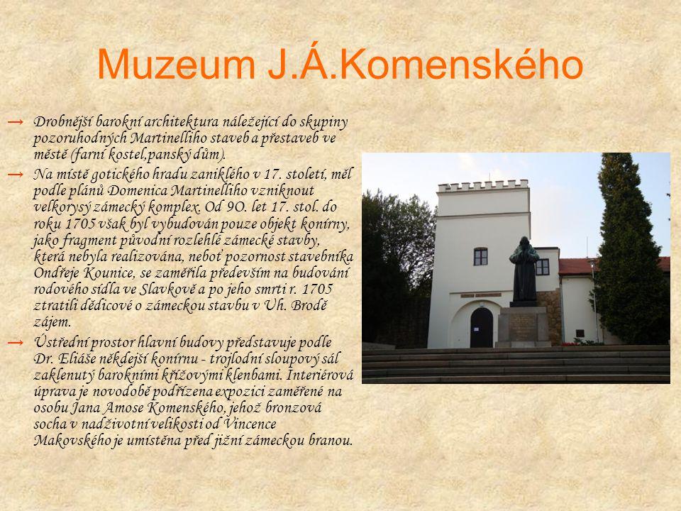 Muzeum J.Á.Komenského