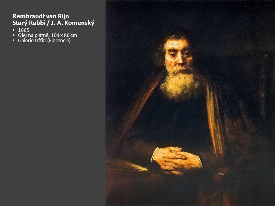 Starý Rabbi / J. A. Komenský