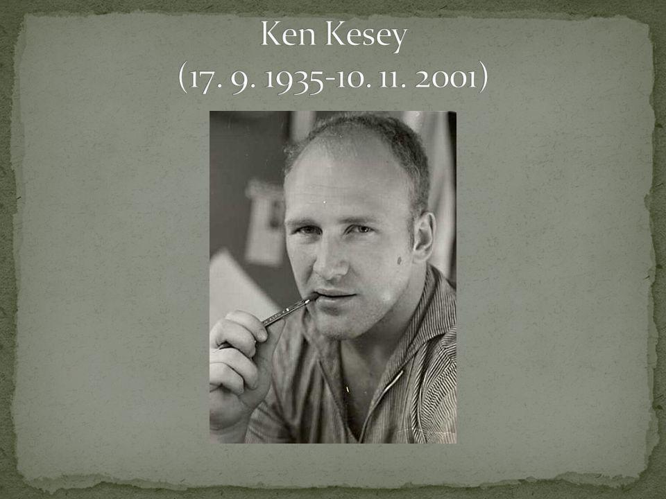 Ken Kesey (17. 9. 1935-10. 11. 2001)
