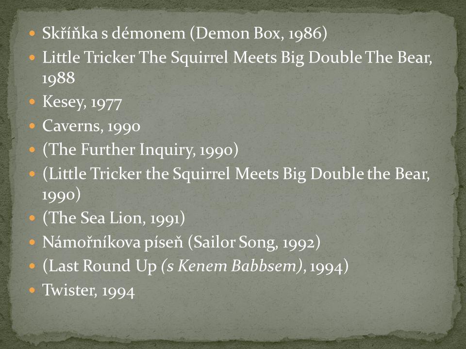 Skříňka s démonem (Demon Box, 1986)