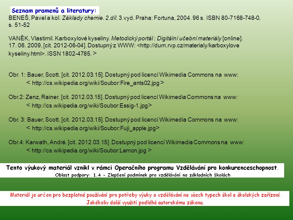 kyseliny.html>. ISSN 1802-4785. >